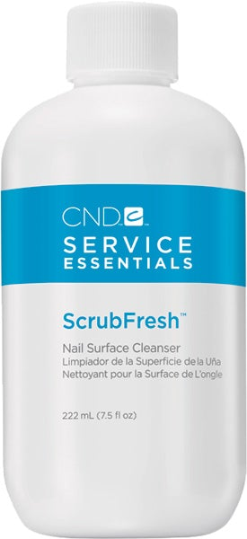 CND Scrub Fresh Nail Surface Cleaner