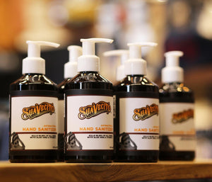Suavecito Hand Sanitizer (8 oz)