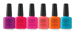 CND Summer City Chic Collection Pack
