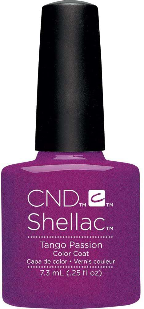 CND Shellac Gel Polish - Tango Passion