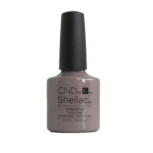 CND Shellac Gel Polish - Unearthed