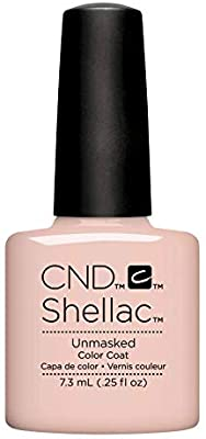 CND Shellac Gel Polish - Unmasked