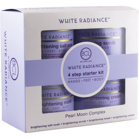 4-Step Starter Kit White Radiance