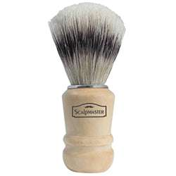 Scalpmaster Boar Bristle Shaving Brush