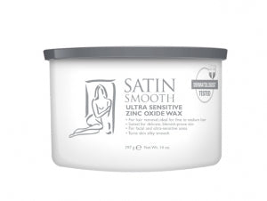 Satin Smooth Zinc Oxide Wax (14 Oz)