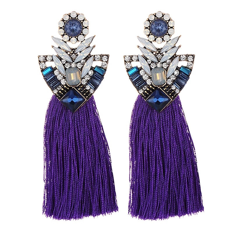 Angel Fringe Earrings