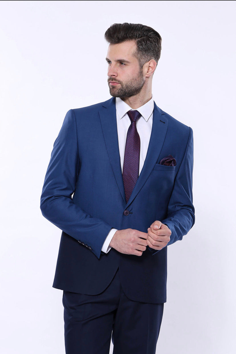 Fragmented Blend Suit