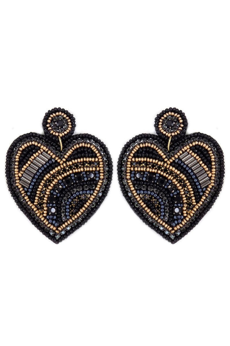 """Skinamarink"" Heart Earrings"
