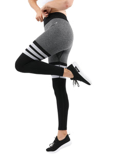 Cassidy High Performance Legging - Black - OzMe.com.au