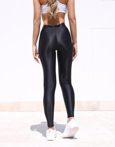 Core Trainer Compression Tights - Black - OzMe.com.au