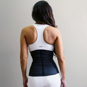 Compression Corset - Black - OzMe.com.au