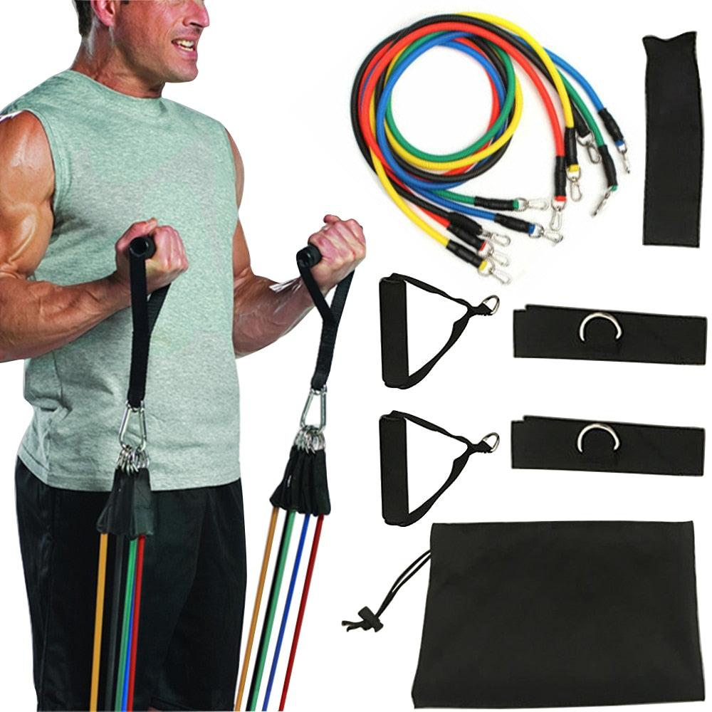 Resistance Bands for your home gym
