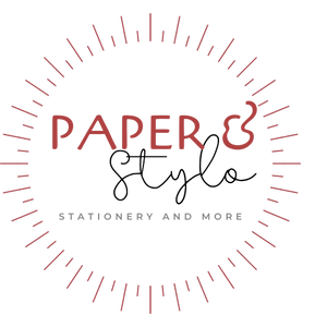 Paper and Stylo Gift Card
