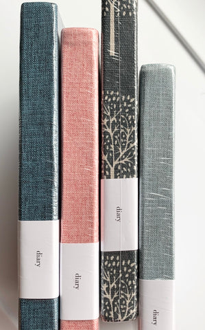 Twill Blend Notebook