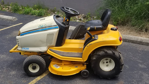 Cub Cadet 2140 - local pick up only - Chris's Pawn LLC