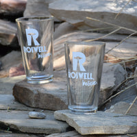 Roswell Pint Glass