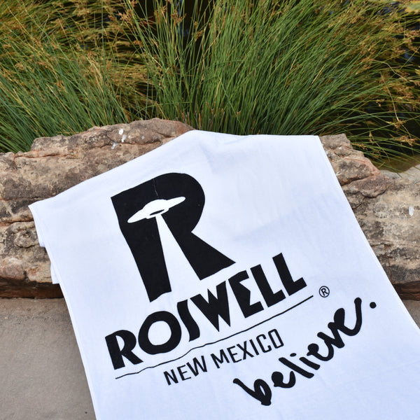 Roswell Beach Towel