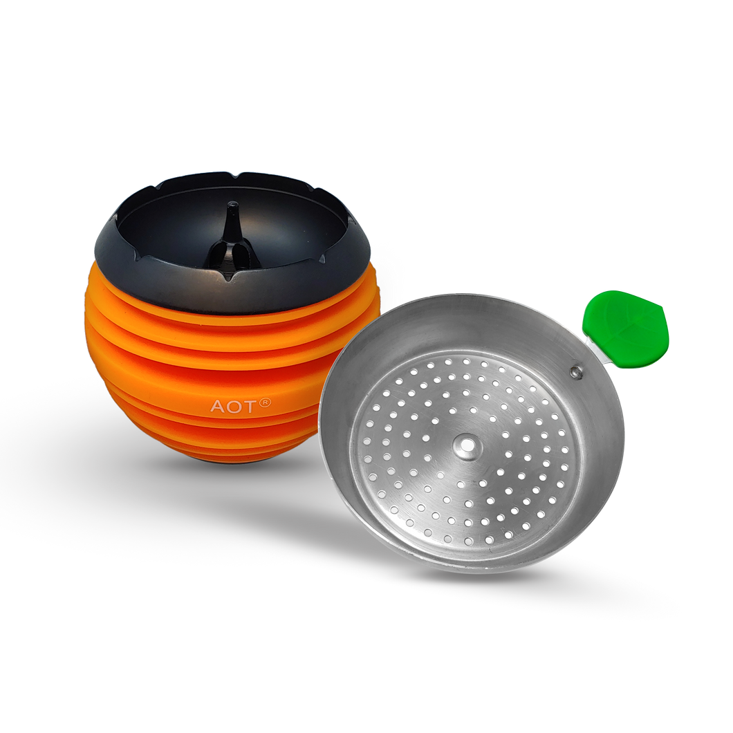 Hookah Bowl Orange