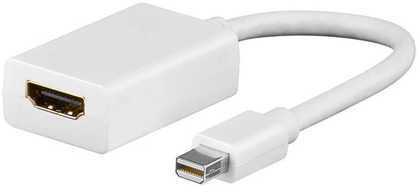 MicroConnect Mini Displayport-HDMI Adaptor
