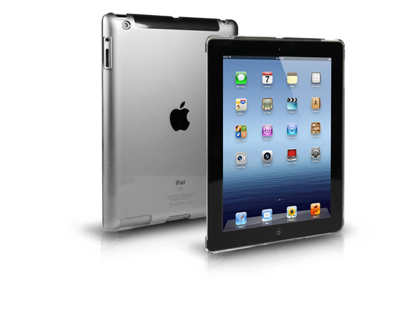 SBS EM0TCC83T Crystal Hard Plastic Case for iPad / iPad 2 iPad with Retina Display, Transparent