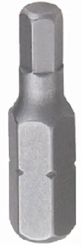 Hexagonal Socket Bits, 1/4-Inch, 10 mm