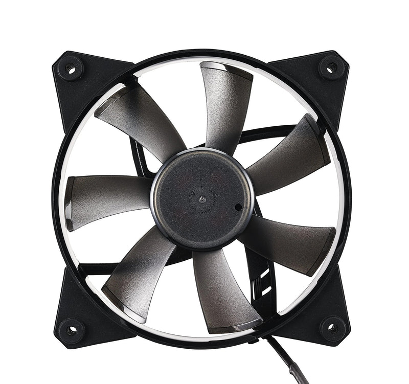 Cooler Master JetFlo 120 - 120mm High Performance Silent Fan for Computer Cases