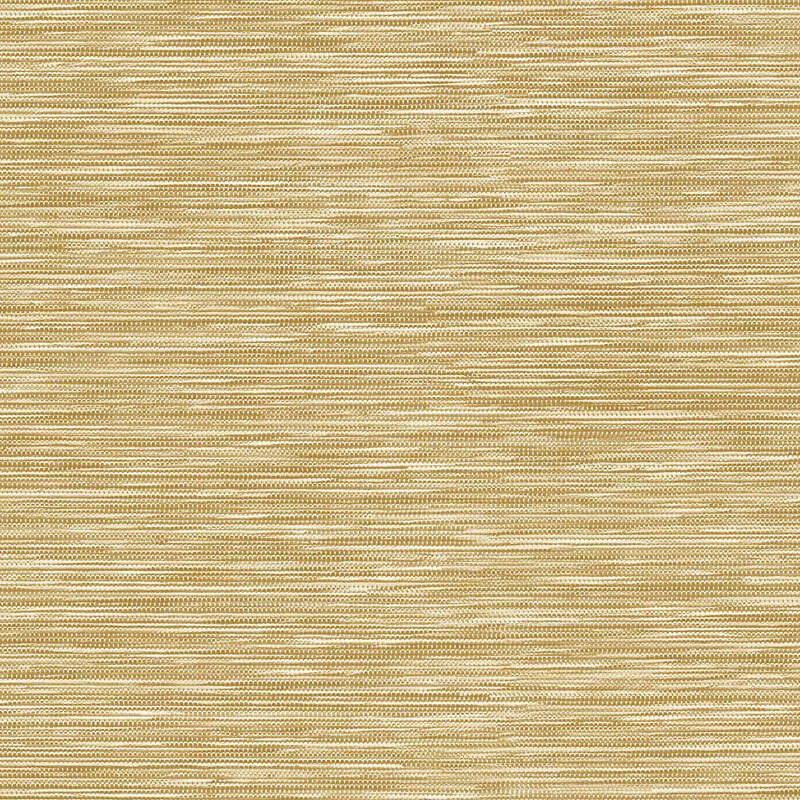 Suki Gold, Foil luxury weight textured vinyl tapetti, 10.05 x 0.53 m