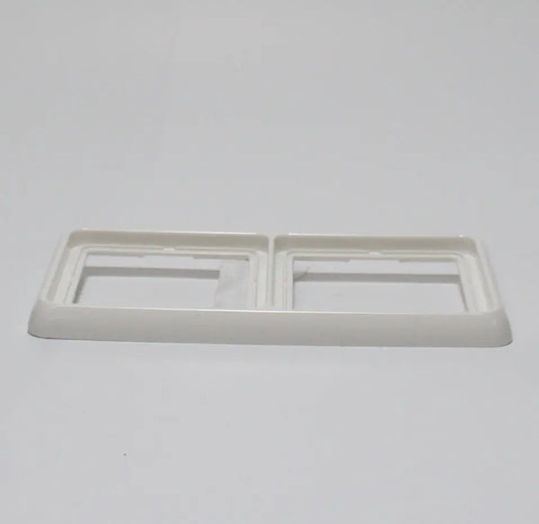 2-Switch Frame White