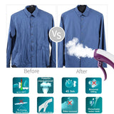 Vertical Garment Steamer 2.2L 1450W Iron Household Clothes Steamer
