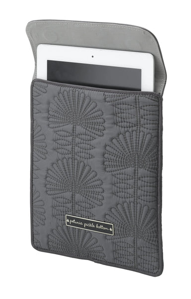 Petunia Pickle Bottom Case for iPad 2 and 3, Design Stowaway Champs Elysées Stop