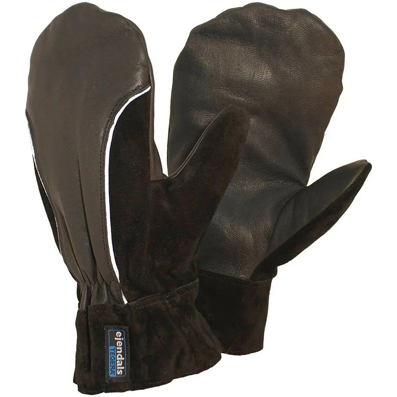 Leather Gloves Tegera 145 Size 10