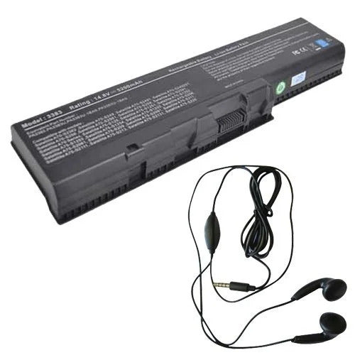 Amsahr PA3383U Replacement Battery for Toshiba 3383U. PA3383, PA3383U - Includes Stereo Earphones