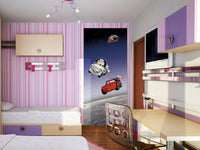 AG Design FTDv 1803 Cars Disney Space, paper photo wallpaper