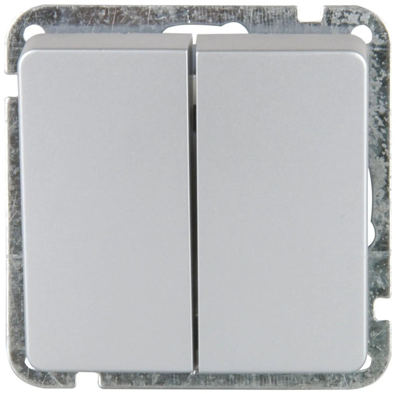Series Switch Series 503 Silver