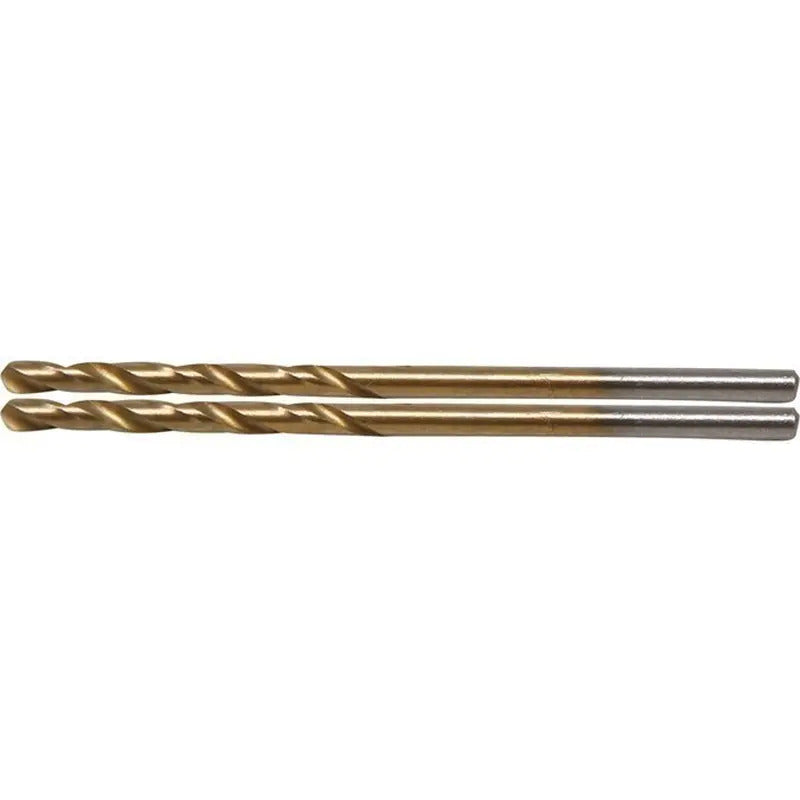 Twist Drill, HSS-G, Titanium Coated, 2.0 mm (2 pieces)