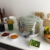 Dehydrator with Temperature Controller, Food Fruit Meat Dehydrator