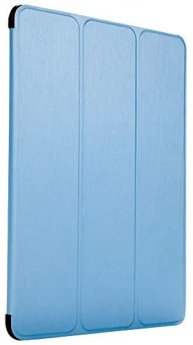 Flex Case for Apple iPad 5 with Stand, aqua blue