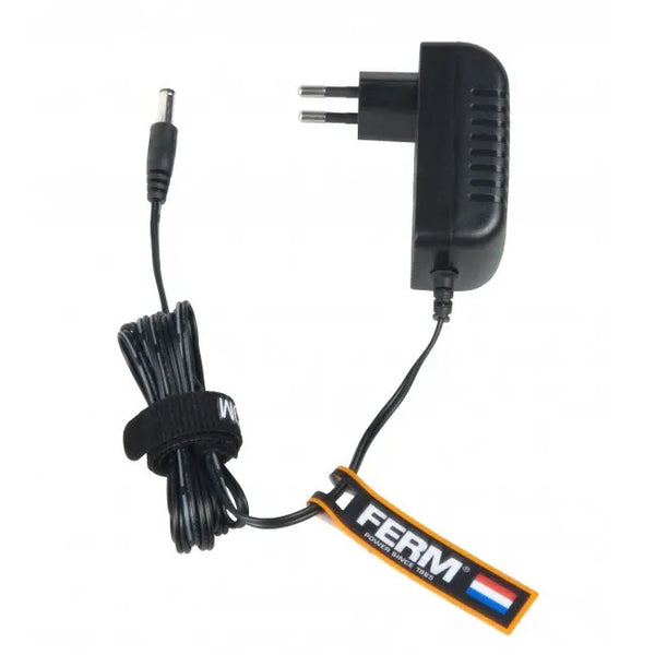 FERM GGA1004 7.2V charger for the FERM GGM1003 Glue gun