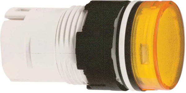 orange pilot light head Ø16 for integral LED