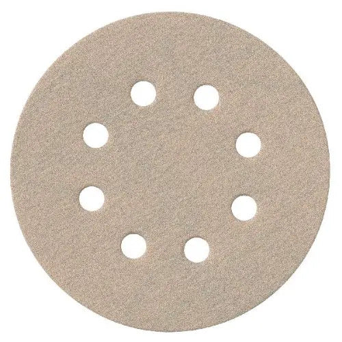 P80 Sanding Discs, Green, 125 mm 25 pcs