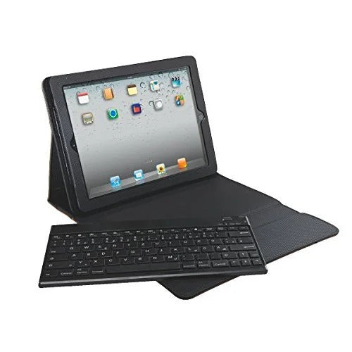 Leitz Complete TECH Grip QWERTY Bluetooth BT Keyboard for iPad