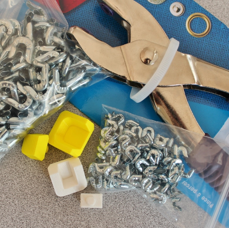 Bone Tipping Kit - Pliers w Both BT Dies