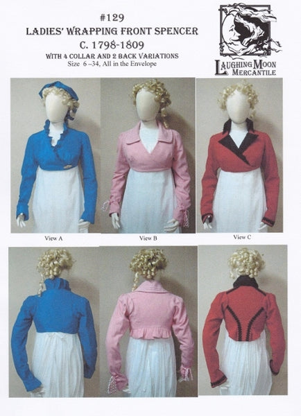 Regency Spencer Jacket