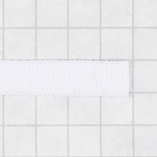 twill tape, poly 6 mm  (1/4 in)