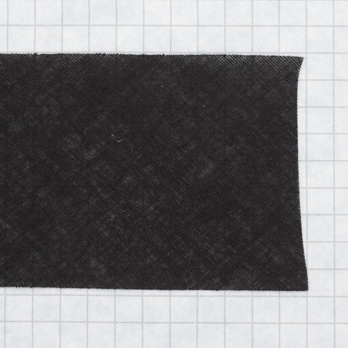 Bias tape 100% cotton 2 inch (50mm) black