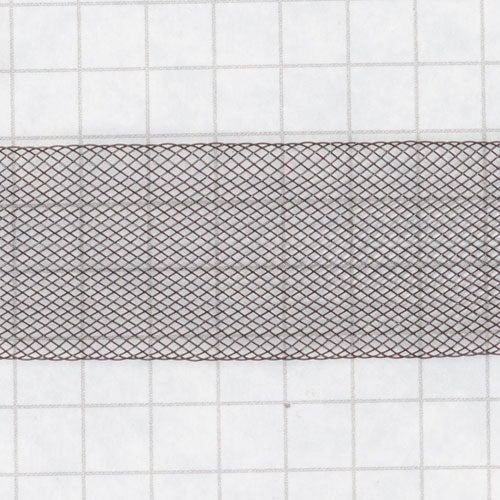 Flat Crin 1 inch wide-Black