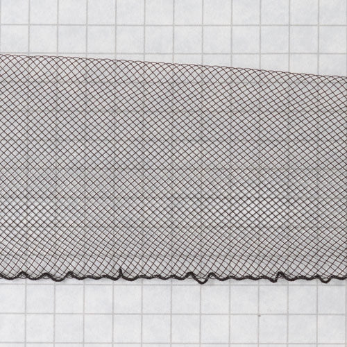 Flat Crin 2 inch wide-Black or White