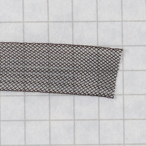 Flat Crin 5/8 inch wide-Black or White