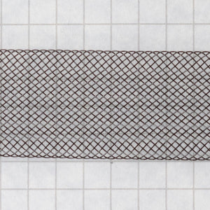 Stiff Crin 1 inch wide-Black or White