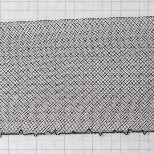 Stiff Crin 3 inch wide-Black or White